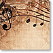 Sheet Music - Design Collections from Colorful Images
