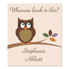 Shop Bookplate Labels at Colorful Images