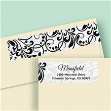 Shop Select Address Labels at Colorful Images