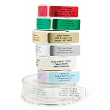 Shop Address Stamps at Colorful Images