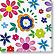 Cheerful Florals - Design Collections from Colorful Images