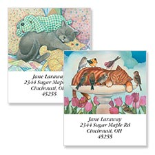 Shop Wildlife & Exotic Labels at Colorful Images