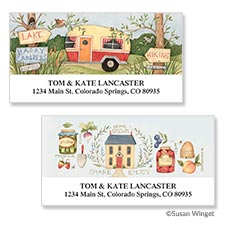 Shop PEANUTS™ Labels at Colorful Images