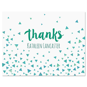 Shop Personalized Thank You Cards at Colorful Images