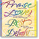 Faithful Words - Design Collections from Colorful Images