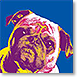 Pop Art Puppies - Design Collections from Colorful Images
