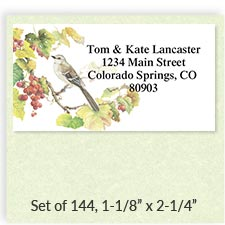 Shop Classic Address Labels at Colorful Images