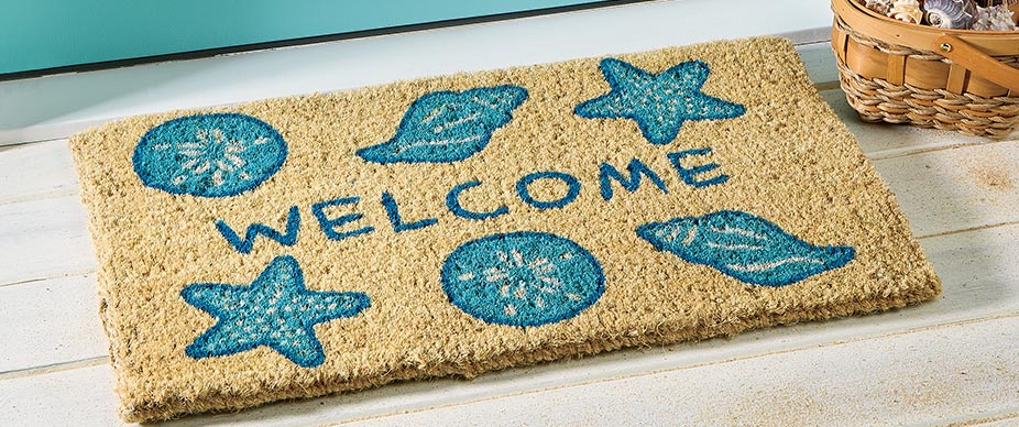 Shop Doormats at Colorful Images