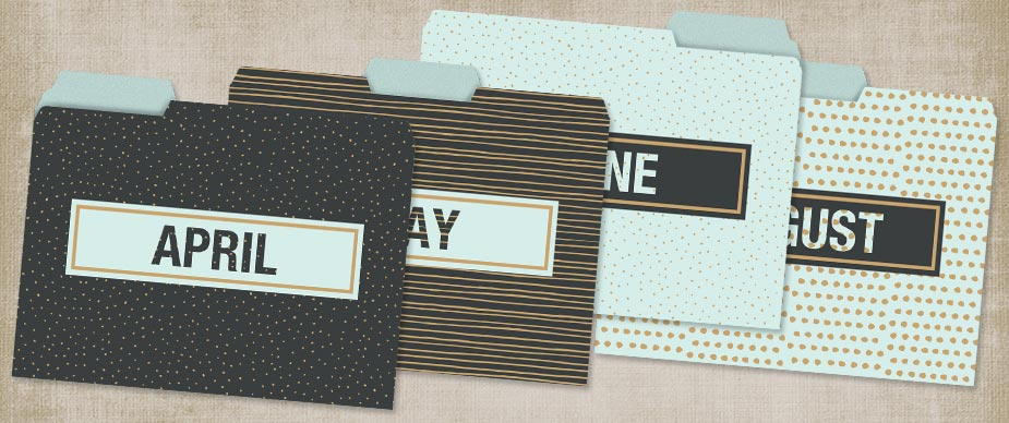 Shop File Folders at Colorful Images