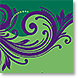 Emerald and Royal - Design Collections from Colorful Images