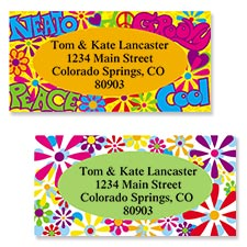 Shop Nostalgia Labels at Colorful Images
