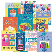 Shop Birthday at Colorful Images