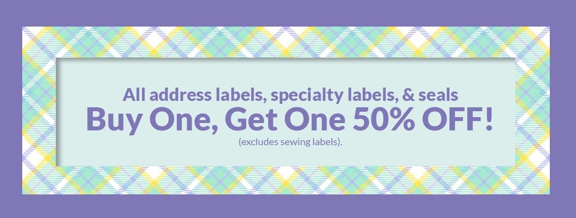 Shop Address Labels at Colorful Images