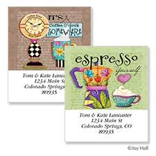 Shop Joy Hall Labels at Colorful Images