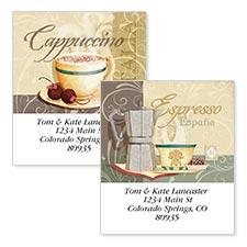 Shop Food & Beverage Labels at Colorful Images