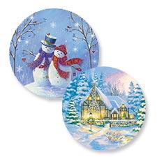 Shop Christmas Envelope Seals at Colorful Images
