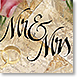 Mr and Mrs - Design Collections from Colorful Images