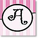 Parisian Initial - Design Collections from Colorful Images
