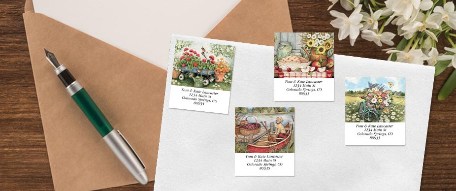 Shop Home Sweet Home Labels at Colorful Images