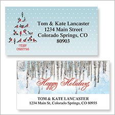 Shop Christmas Tree Labels at Colorful Images
