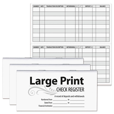 Shop Deposit Slips at Colorful Images