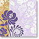 Frosty Lavender - Design Collections from Colorful Images