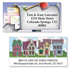 Shop Moving Labels at Colorful Images
