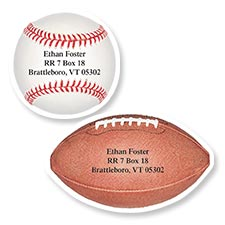 Shop Sports & Recreation Labels at Colorful Images