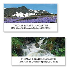 Shop Seasons Labels at Colorful Images