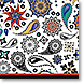 Color Paisley - Design Collections from Colorful Images