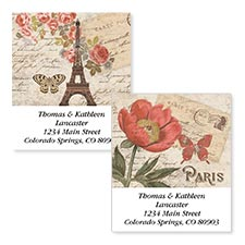 Shop Antique & Victorian Labels at Colorful Images