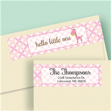 Shop Baby Labels at Colorful Images
