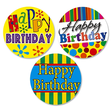 Shop Everyday Envelope Seals at Colorful Images