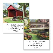 Shop Bridges Labels at Colorful Images
