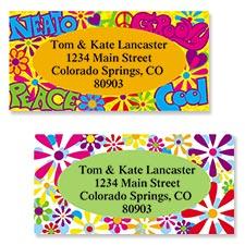 Shop Nostalgia Labels at Colorful Images