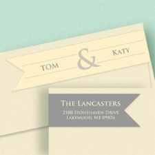 Shop Wedding Labels at Colorful Images